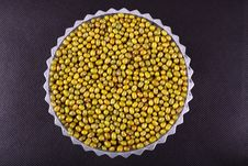 Free Mung Bean Background Royalty Free Stock Photography - 19267677