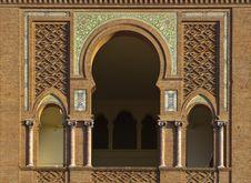 Free Mozarabic Arch In Las Ventas Stock Photos - 19268223