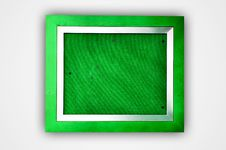 Free Colorful Wooden Photo Frame Stock Photo - 19268850