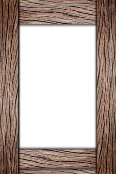 Free Wooden Photo Frame Stock Image - 19269481