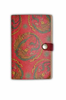 Free Old Chinese Notebook Royalty Free Stock Image - 19269616