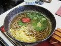 Free Japanese Plum Flavor Ramen Noodle Stock Photos - 19274333