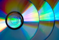 Free CDs Stock Image - 19270221