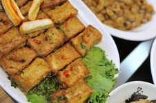 Free Special Fried Bean Curd Dish Stock Photo - 19270270
