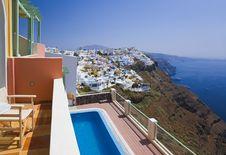 Free Santorini View - Greece Stock Photos - 19270953
