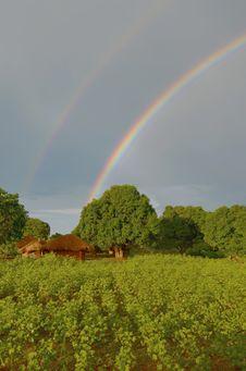 Free Rainbow Stock Images - 19271034