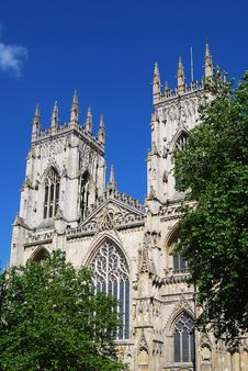 Free York Minster Stock Photography - 19271432