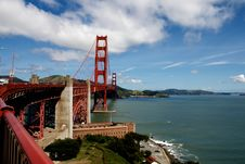 Free Golden Gate Bridge Royalty Free Stock Photography - 19272067