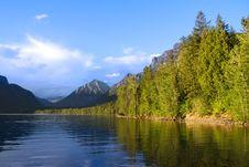 Free Lake McDonald Stock Photography - 19274312