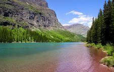 Free Glacier National Park Royalty Free Stock Photo - 19274325