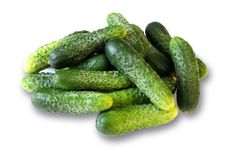 Free Cucumbers Stock Photography - 19276002