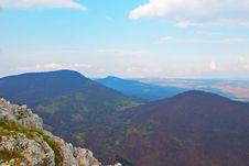Free Mountain Landscape Stock Image - 19276401