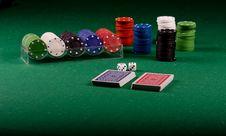 Free Poker Royalty Free Stock Image - 19276786