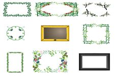 Free Frames Stock Photography - 19276942