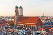 Free Frauenkirche Royalty Free Stock Photography - 19277057