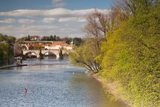 Free Charles  Bridge Stock Photos - 19278093