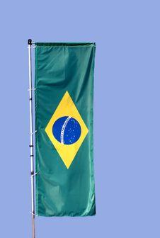 Free Brazilian Flag Stock Photos - 19278713