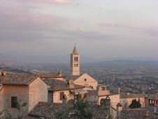 Free Assisi Cathedral Stock Photo - 19279330