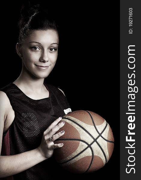 Female basketball