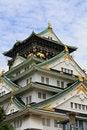 Free Osaka Castle Royalty Free Stock Photos - 19283108