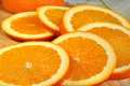 Free Round Slices Of Juicy Oranges Royalty Free Stock Photography - 19283247