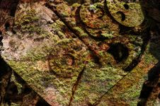 Free Mossy Artifacts Stock Photography - 19280062