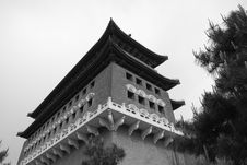 The Zhengyang Gate Royalty Free Stock Images