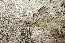 Old Cracked Concrete Wall Stock Photos