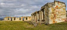 Historic Ruins Royalty Free Stock Photography