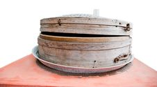 Free Chinese Bamboo Steamers Stock Image - 19284491