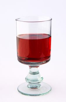 Free Glass Of Red Wine Stock Photos - 19287123