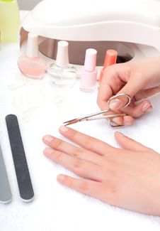 Free Nails Stock Photography - 19287502