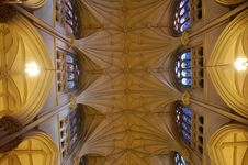 Free Ceiling Of A Church Stock Photos - 19287503