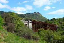 Free Old Railway Bridge Stock Photos - 19287703