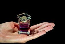 Free Perfume Bottle2 Stock Images - 19287874