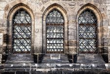 Free Old Windows Royalty Free Stock Image - 19288366