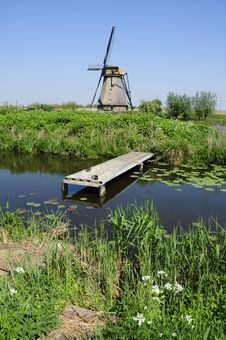 Free Nature At Kinderdijk Stock Photo - 19289680