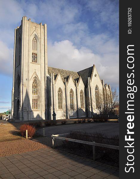 Cathedral, Reykjavik, Iceland
