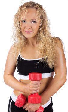 Picture Of Mature Sportswoman