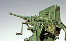 Free Anti Aircraft Gun Stock Images - 19292634