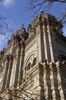 Free St. Joseph S Church, Beijing, China, Wangfujing Royalty Free Stock Photos - 19293478