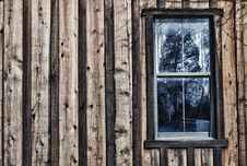Free Window With Reflection. HDR Stock Photos - 19293553