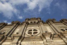 Free St. Joseph S Church, Beijing, China, Wangfujing Royalty Free Stock Image - 19293556