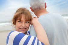 Free Senior Couple Vacation Royalty Free Stock Images - 19294219