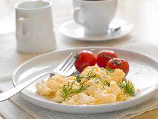 Free Breakfast Royalty Free Stock Image - 19294256