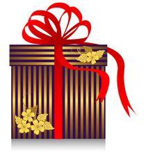 Free Gift. Royalty Free Stock Photo - 19294555