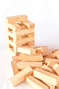 Free Stack Of Wooden Royalty Free Stock Photo - 19294655