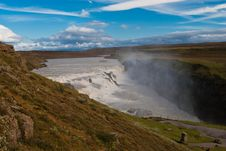 Free Gullfoss Royalty Free Stock Photos - 19295698