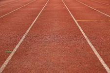 Free Sport Tracks Royalty Free Stock Image - 19295746