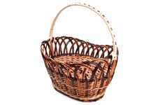 Free Wicker Basket Stock Images - 19295774